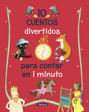 10 cuentos divertidos para contar en 1 minuto