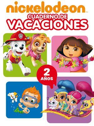 Nickelodeon. Cuaderno de vacaciones - 2 años