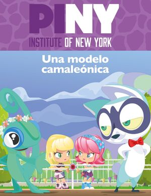 Una modelo camaleónica (PINY Institute of New York)