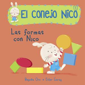 Las formas con Nico