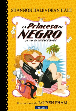 La princesa de negro se va de vacaciones (La Princesa de Negro)
