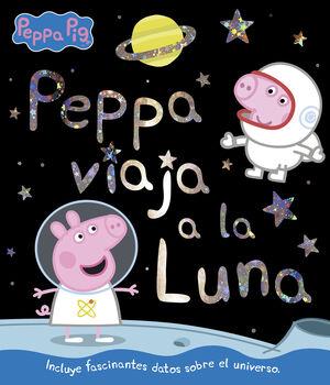 Peppa viaja a la luna (Peppa Pig. Primeras lecturas)