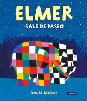 Elmer sale de paseo (Elmer. Álbum ilustrado)