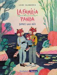 LA FAMILIA PANDA. SOMOS UNO MAS.
