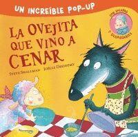 La ovejita que vino a cenar (Edición pop-up)
