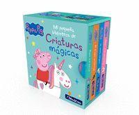 MI PEQUEÑA BIBLIOTECA DE CRIATURAS MAGICAS
