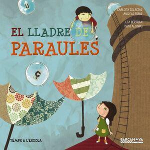 EL LLADRE DE PARAULES