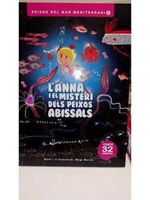 L'Anna i el misteri dels Peixos Abisals