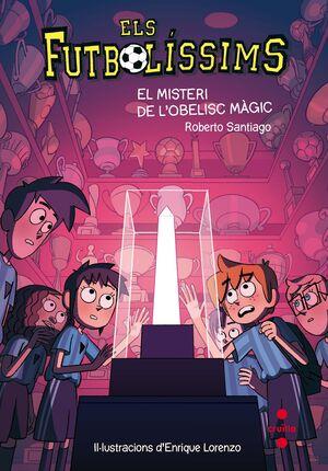 El misteri de l'obelisc màgic