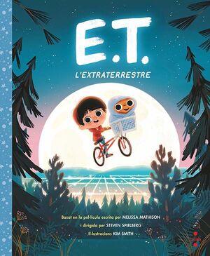 (CAT).E.T:L´EXTRATERRESTRE.(ALBUMES ILUSTRADOS)