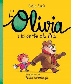 L'OLíVIA I LA CARTA ALS REIS
