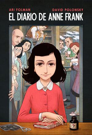 El diario de Anne Frank (novela gr�fica)