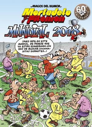 MAGOS DEL HUMOR. MUNDIAL 2018