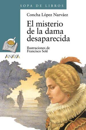 MISTERIO DAMA DESAPARECI