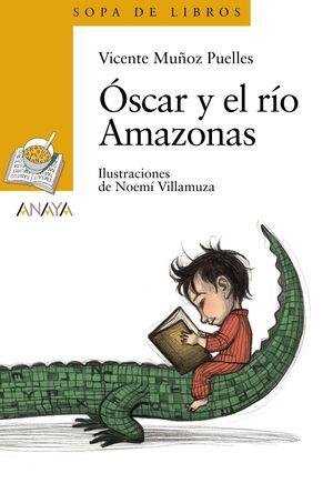 Óscar y el río Amazonas