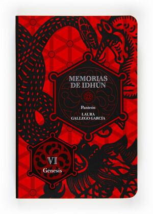 Memorias de Idhun 6. Génesis (Tapa blanda 6 vol.)