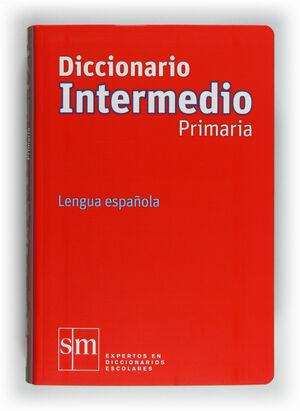 Diccionario Intermedio Primaria. Lengua espa�ola