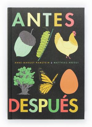 ANTES. DESPUES