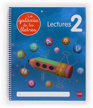 Lectures 2. La galàxia de les lletres