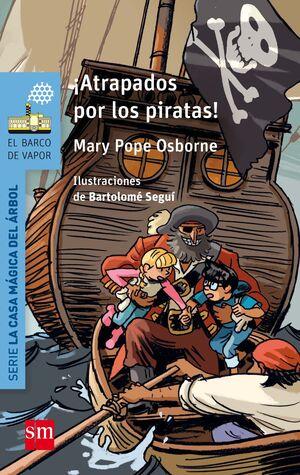 ¡Atrapados por los piratas!