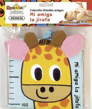 Mi amiga la jirafa