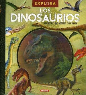 Los dinosaurios, reptiles que reinaron en la tierra