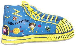 Mis zapatillas nuevas