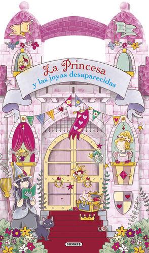 La princesa y las joyas desaparecidas