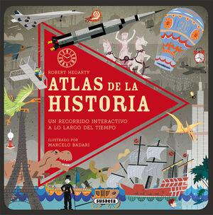 Atlas de la historia, un recorrido interactivo a lo largo del tiempo.