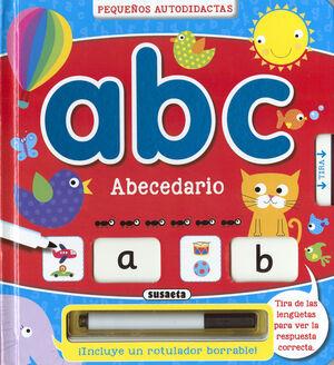 Abecedario A B C