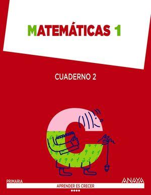 Matemáticas 1. Cuaderno 2.