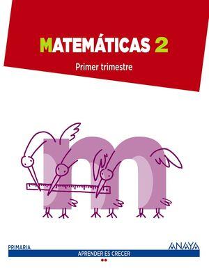 ANT/(15).MATEMATICAS 2ºPRIMARIA (ARG/AST/VAL/EXT/G