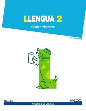 ANT/ (VAL).(15).LLENGUA 2N.PRIM *TRIMESTRAL* VALEN