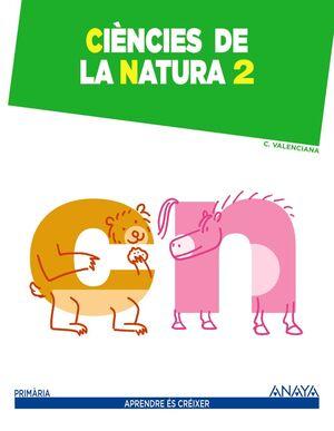 ANT/(VAL).(15).CIENCES NATURA 2N.PRIMARIA