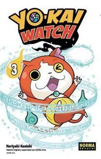 YO KAI WATCH 3