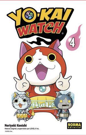 Yo-kai watch 04