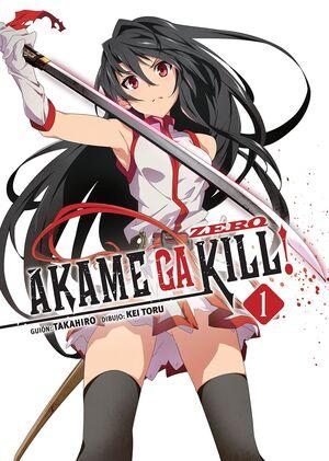 Akame ga kill zero 1
