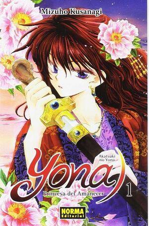 YONA 01, PRINCESA DEL AMANECER