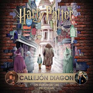 Harry Potter: Callejó Diagon. Un álbum de las películas