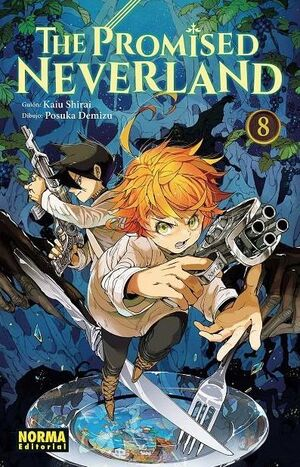 8.PROMISED NEVERLAND, THE.