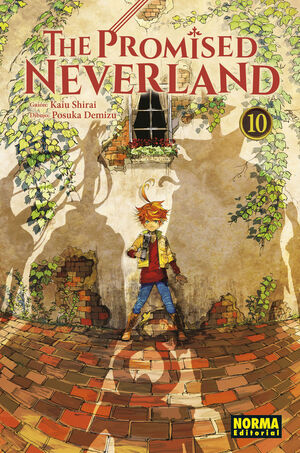 THE PROMISED NEVERLAND 10