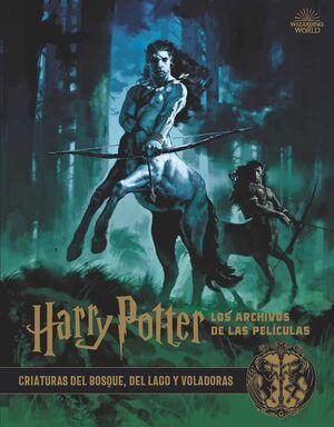Harry Potter: los archivos de las películas 1