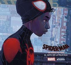 Spider-man: un nuevo universo. El arte de la película