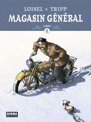 Magasin Général. Libro 1