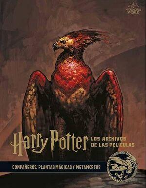 HARRY POTTER: LOS ARCHIVOS DE LAS PELICULAS 5. COMPAÑEROS, PLANTA