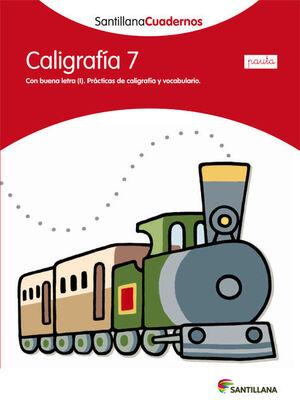 CALIGRAFIA PAUTA 7   ED.12