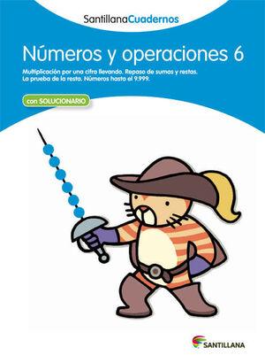 NUMEROS Y OPERACIONES 6 ED.12
