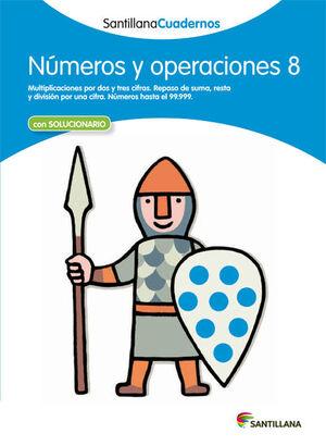 NUMEROS Y OPERACIONES 8 ED.12