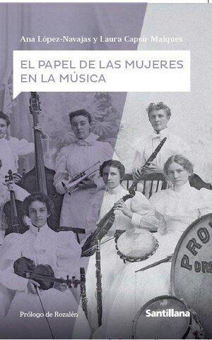 El papel de las mujeres en la música