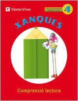 Xanques Quadern 4. Llengua I Literatura. Segon Curs